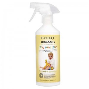 Dezinfectant jucarii, 500 ml, 90% organic, 100% ingrediente naturale