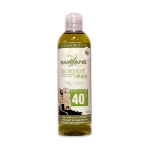 Gel de dus Alep, 250ml, Saryane