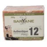 Aleppo Soap, 12% laurel oil, 200g