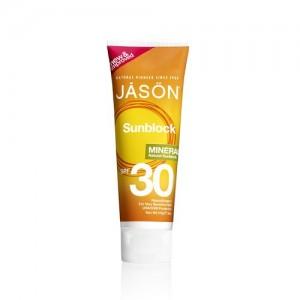 Lotiune protectie solara pt adulti SPF 30, Jason