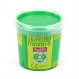 Vopsea pentru pictat cu degetele, culoare verde, 150g