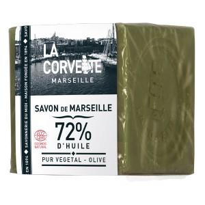 Sapun de Marsilia, fara ulei palmier, 200g, La Corvette