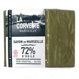 Sapun de Marsilia, fara ulei palmier, 300g, La Corvette