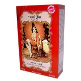 Henna, pulbere, Henne Color Paris, acaju, 100g