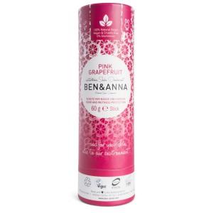 Deodorant Pink Grapefruit, 60g, Ben&Anna