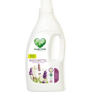 Detergent de rufe din nuci de sapun Planet Pure, 1.55 l