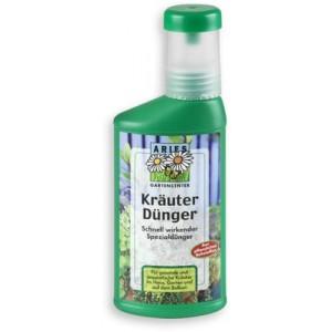 Ingrasamint eco pentru plante aromatice Aries, 250 ml