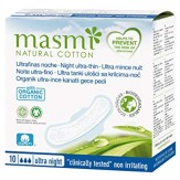 Cotton Ultra-thin Pads with wings Night, Masmi