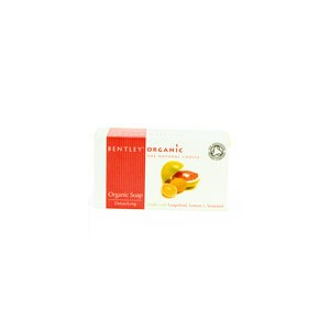 Detoxifying Soap Bar, Bentley Organic