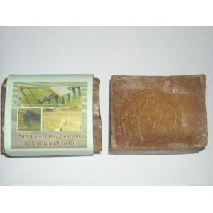 Set 3 sapunuri de Alep cu 70% ulei dafin